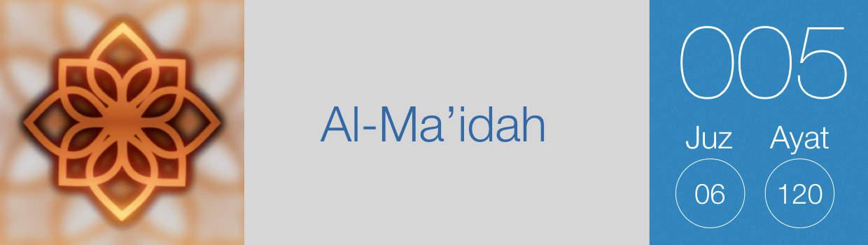 005-Al-Ma'idah