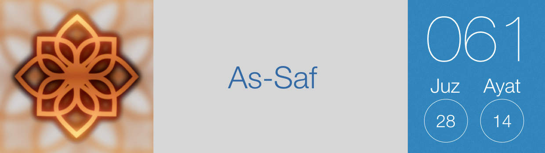 061-As-Saf