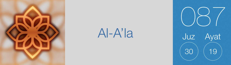 087-Al-A'la