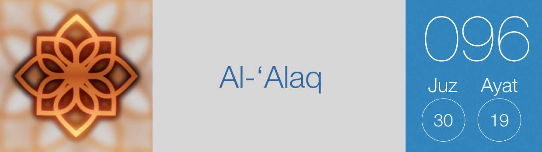 096-Al-'Alaq