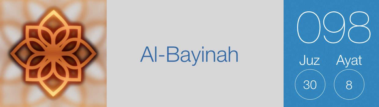 098-Al-Bayinah