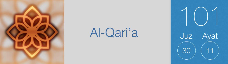 101-Al-Qari'ah