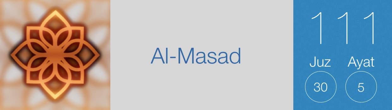 111-Al-Masad